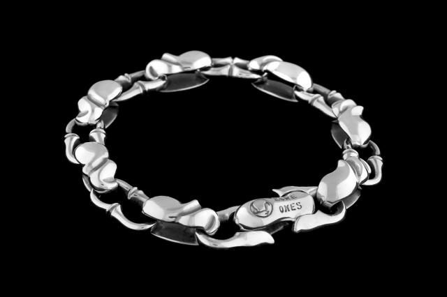 E (Tea) Bracelet Medium Short -ティーブレスレット ミディアム ショート-