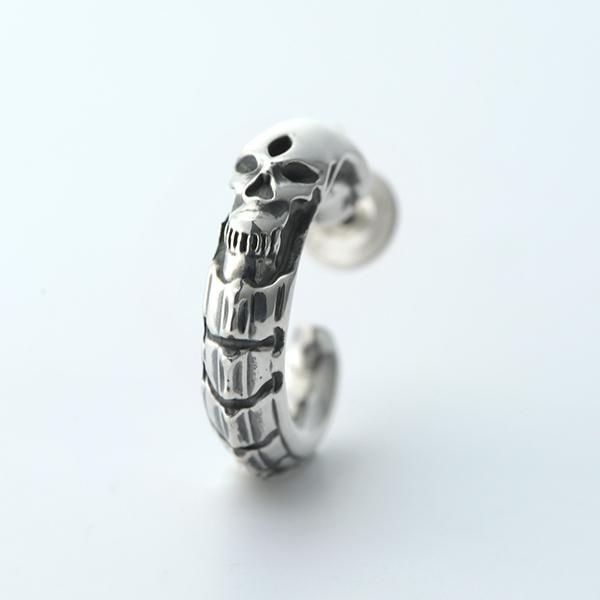 Dundubhi-Dwarf Hoop Earring-Large -ドゥンドゥビドワーフフープイヤリング ラージ-