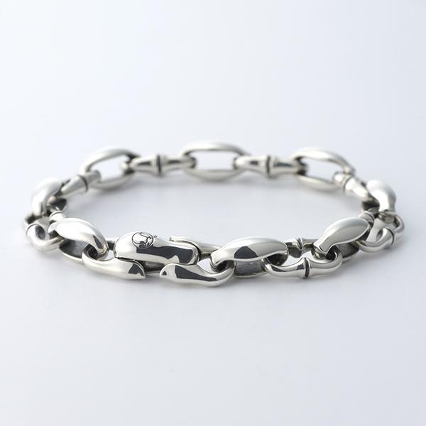N (Deep Longing) Bracelet  Small Short -ディープロンギングブレスレット スモール ショート-