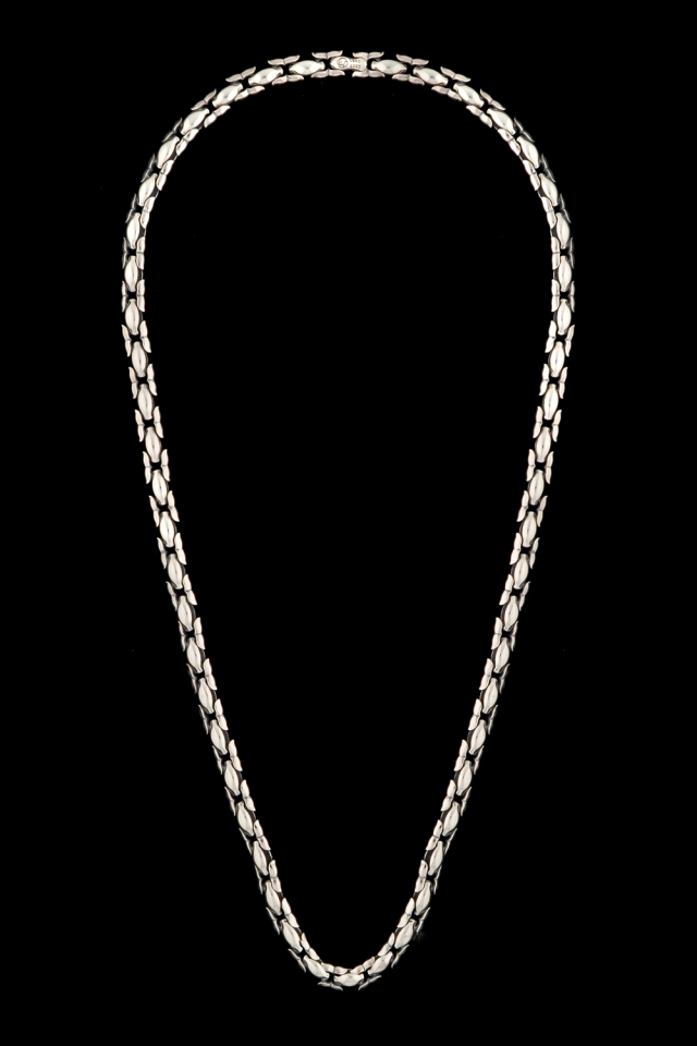 O (Deep Touches) Chain XS Long -ディープタッチーズチェーン エクストラスモール ロング-