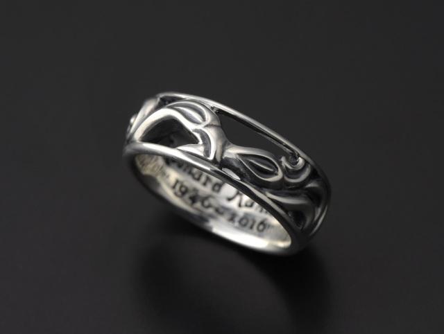 Love Bite Filigree Ring -ラブバイトフィリグリーリング-