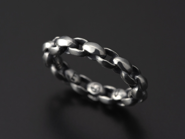 Mini Silk Link Ring -ミニシルクリンクリング-