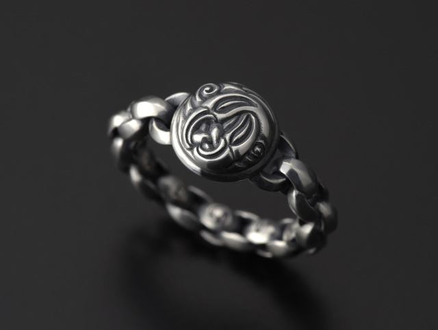 Mini Silk Link and Nest Ring -ミニシルクリンク&ネストリング-