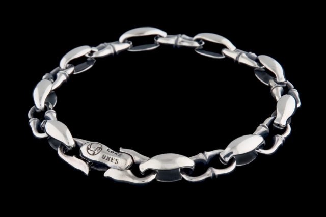 N (Deep Longing) Bracelet Medium Long -ディープロンギングブレスレット ミディアム ロング-