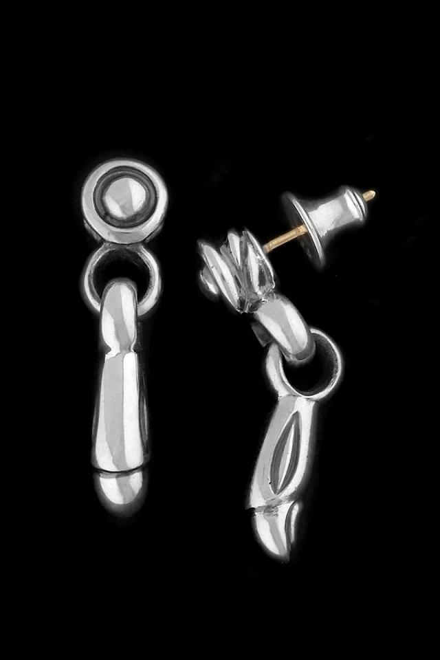Crane Head Earring -クレーンヘッドイヤリング-