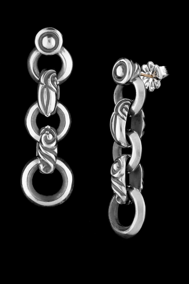 Double Osprey Earring -ダブルオスプレイイヤリング-