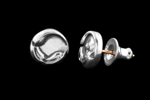 Flow Medallion Earring -フローメダリオンイヤリング-