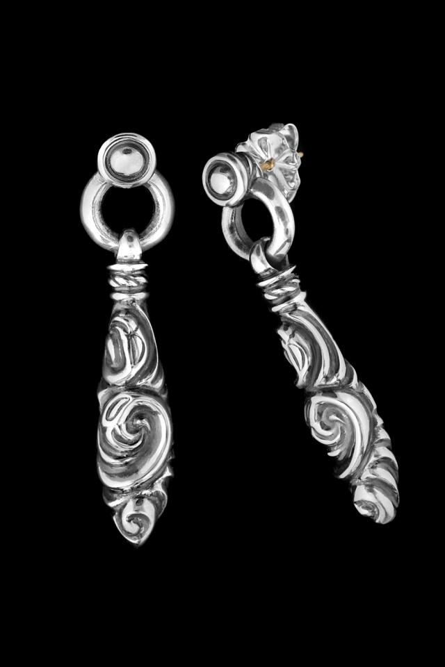 Peacock Earring -ピーコックイヤリング-
