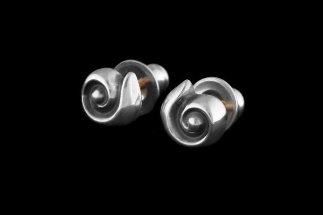 Snail Stud Earring -スネイルスタッドイヤリング-