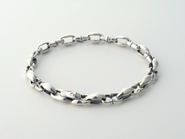 N (Deep Longing) Bracelet  Extra Small Medium -ディープロンギングブレスレット エクストラスモール ミディアム-