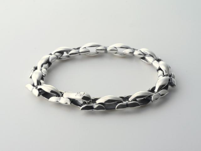 O (Deep Touches) Bracelet Small Short -ディープタッチーズブレスレット スモール ショート-