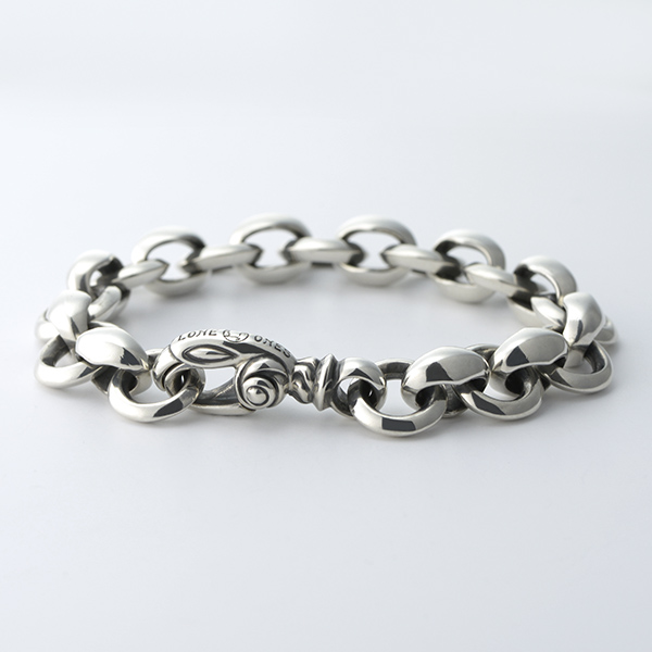 Silk Cygnet Bracelet Short -シルクシグネットブレスレット ショート-