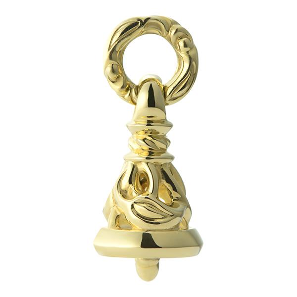 Crane Bell Pendant S K18 Yellow Gold -クレーンベル ペンダント スモール K18YG-