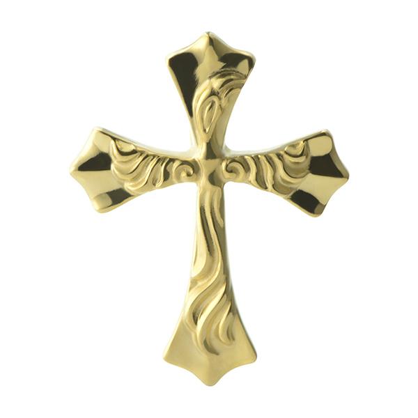 Spread Eagle Pendant XS K18 Yellow Gold -スプレッドイーグルクロスペンダント エクストラスモール K18 YG-