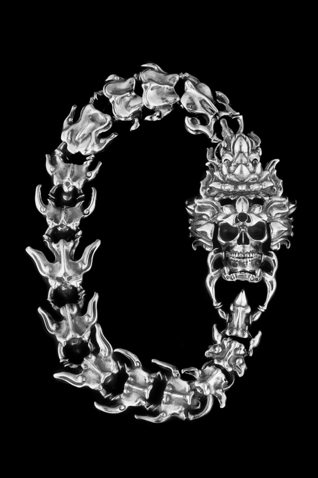 Samadhi Bracelet Large -サムディブレスレット ラージ-
