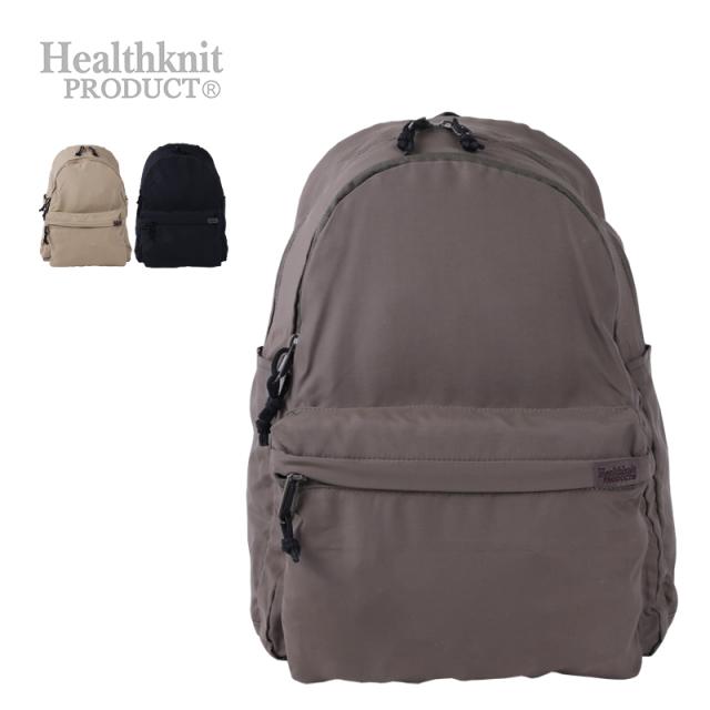 Healthknit Product MatNylon軽量リュック HKB-1214