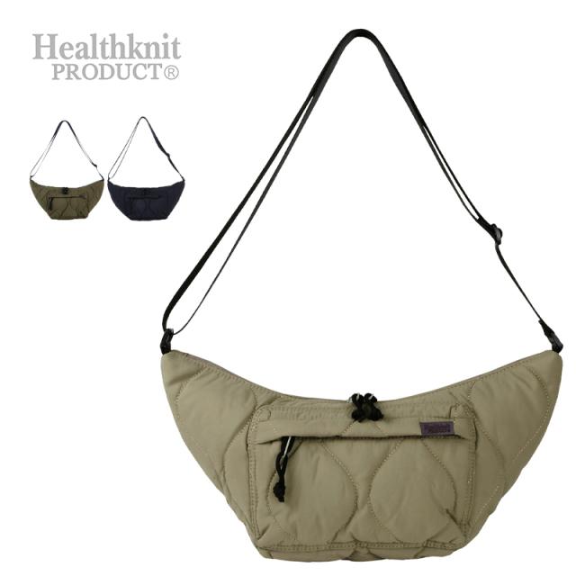 Healthknit Product キルトMatNylon船底ショルダー HKB-1218