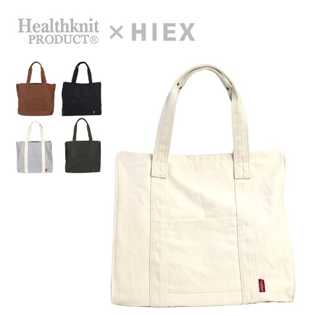 Healthknit Product 超撥水・制菌コットントートバッグ HKB-3010