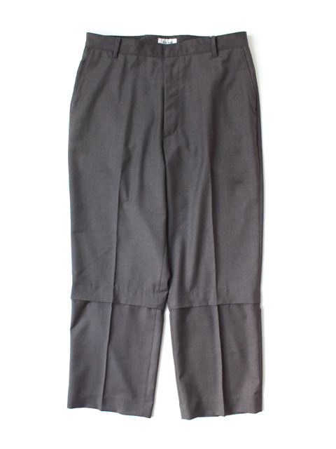 【40%OFF】tone 2 WAY SLACKS