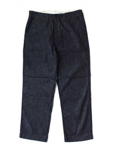 【40%OFF】M.V.P. × CORONA CHINO PANTS -INDIGO-