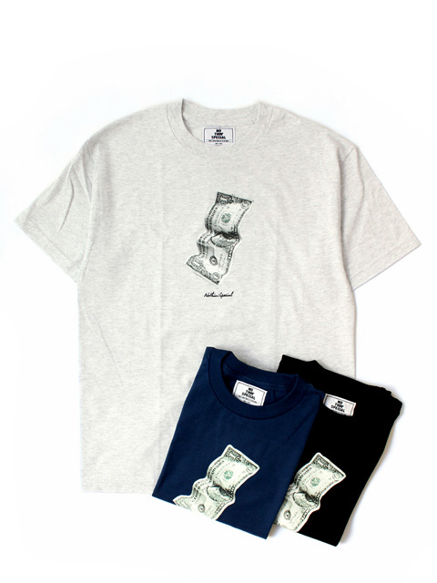 【40%OFF】NOTHIN'SPECIAL NEVER MIND TEE