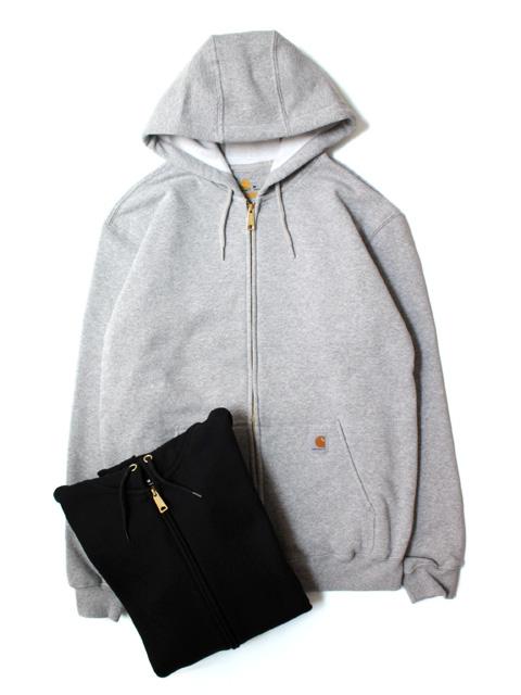 【40%OFF】Carhartt Midweight Hooded Zip-Front Sweatshirt