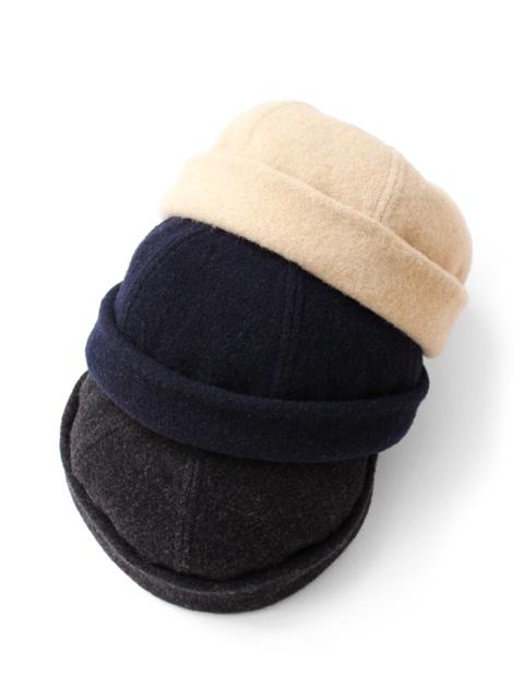 【40%OFF】STETSON Melton Roll Cap