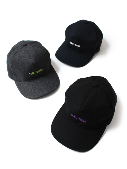 Hombre Nino ×COMESANDGOES 5 PANEL CAP