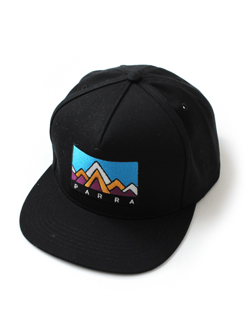 by Parra 5 panel snapback hat 1987