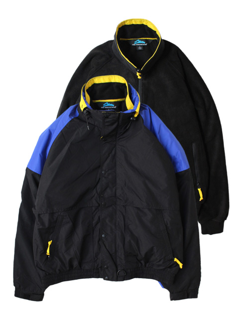 TRI-MOUNTAIN 7800 DAKOTA 3-IN-1 SYSTEM JACKET