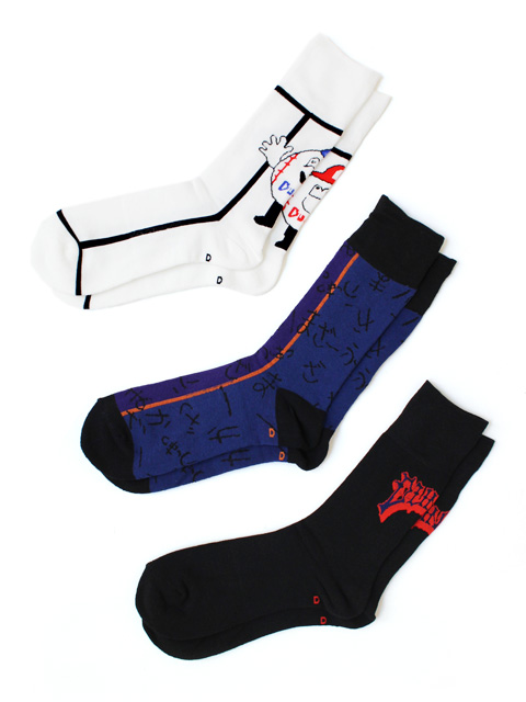 【40%OFF】Dunno CHICSTOCKS socks