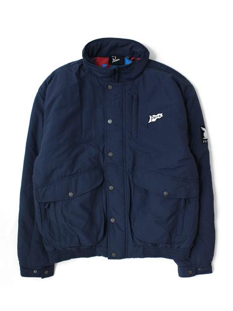by Parra 1993 nylon jacket