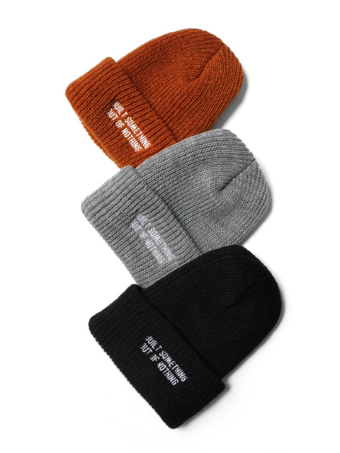 【40%OFF】NOTHIN'SPECIAL OUT OF NOTING BEANIE