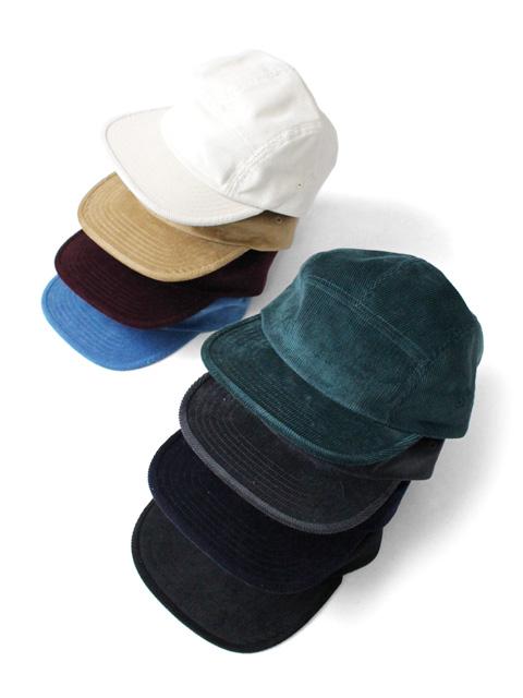 RUTSUBO(坩堝) CITY BOY 5 PANEL CAP