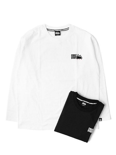 【50%OFF】FIRST DOWN L/S T-shirt