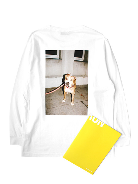 【40%OFF】WHITEHOUSE3000 LONGSLEEVE DOG COLLECTION -AARON-