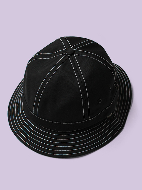 NOTHIN'SPECIAL ORGANIC COTTON 6-PANEL BELL HAT