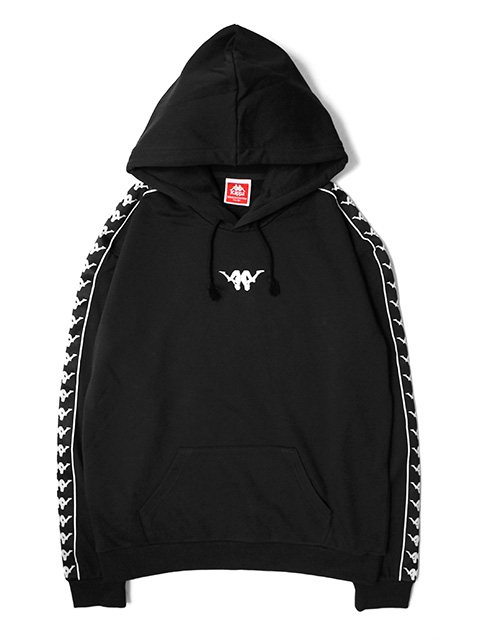 【40%OFF】Kappa UP&DOWN BANDA Sweat hoodie