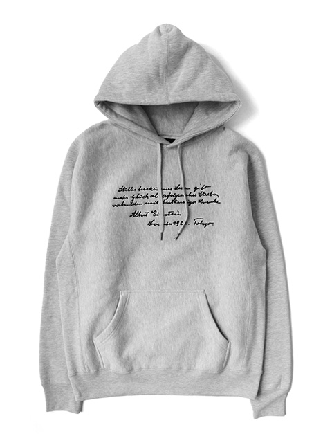 NOTHIN'SPECIAL THEORY PULLOVER HOODIE