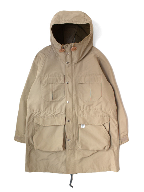 BAMBOO SHOOTS x MOUNTAIN RESEARCH B.P'S MOUNTAIN PARKA