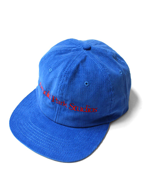 【40%OFF】ARNOLD PARK STUDIOS GARAMOND LOGO CAP
