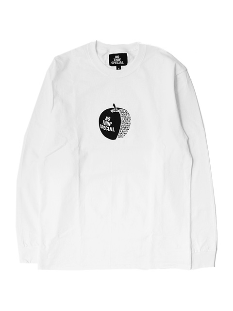 NOTHIN'SPECIAL APPLE LONG SLEEVE