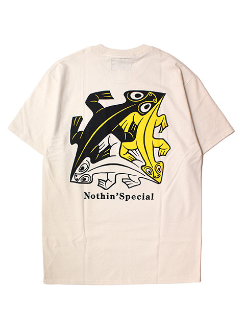 NOTHIN'SPECIAL ILLUSION POCKET TEE