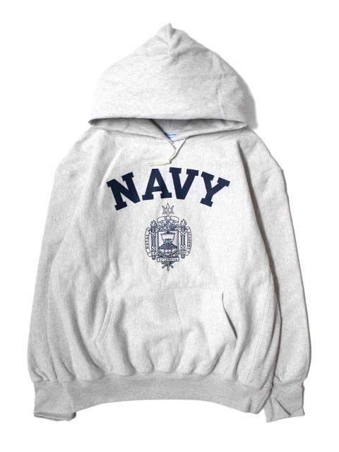 Champion / USNA ISSUE Reverse Weave Hooded