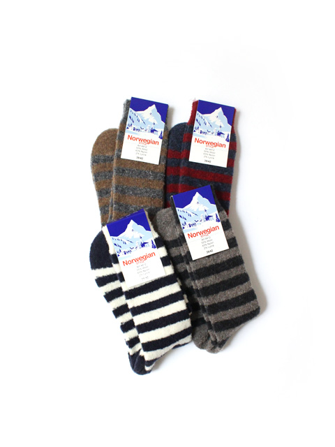 【40%OFF】NORWEGIAN BULKY STRIPE