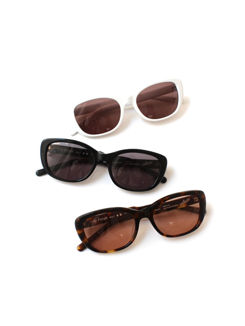 【50%OFF】THE FOURNESS UNI.FOUR EYE WEAR