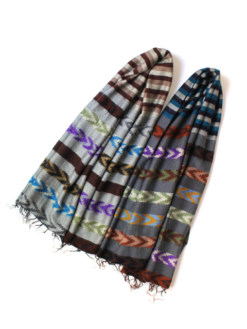 【80%OFF】KHATA stoles -MULTI ARROW-