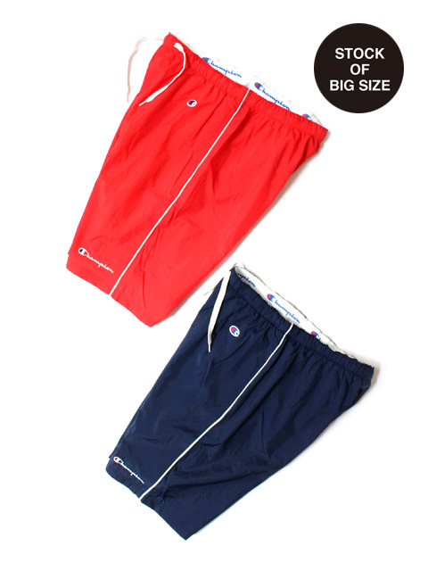 【70%OFF】Champion NYLON SHORT PANTS -Action Style-