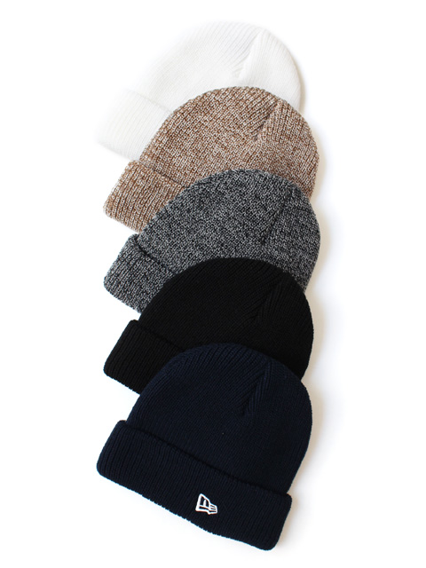NEW ERA SOFT CUFF KNIT -SOLID/HEATHER-