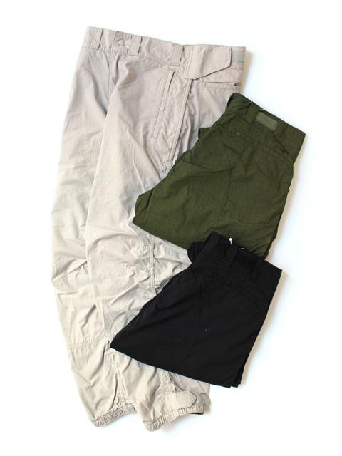 【40%OFF】Hombre Nino PUCKERING COMBAT PANTS